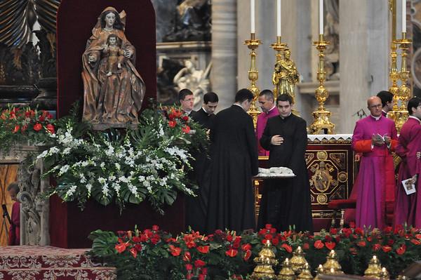 Pallium Mass 6/29/2012