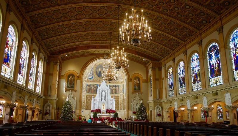 Rímsko-katolícky kostol Sv. Eduarda, Palm Beach, FL
