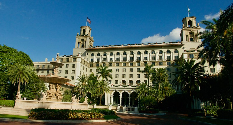 Breakers Hotel, Palm Beach, FL