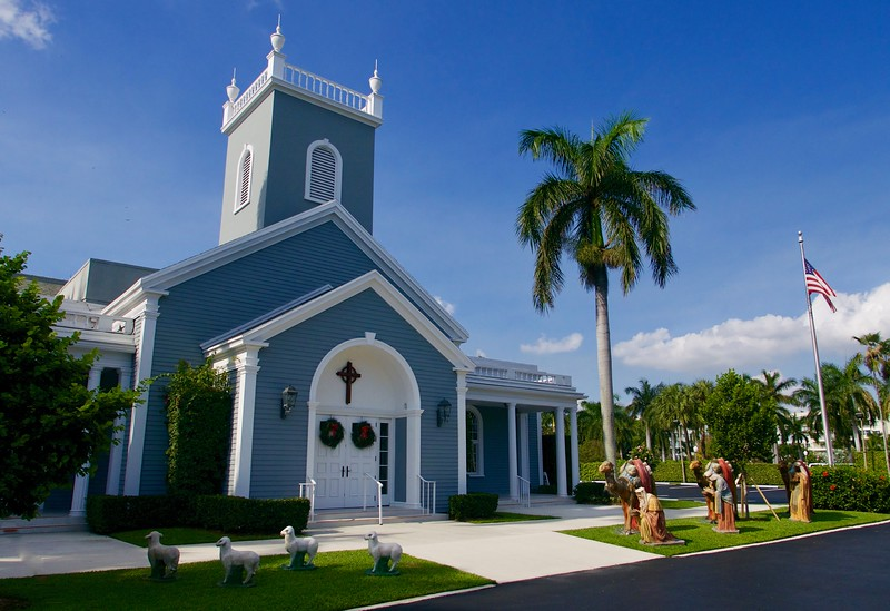 Royal Poinciana Chapel, Palm Beach, FL