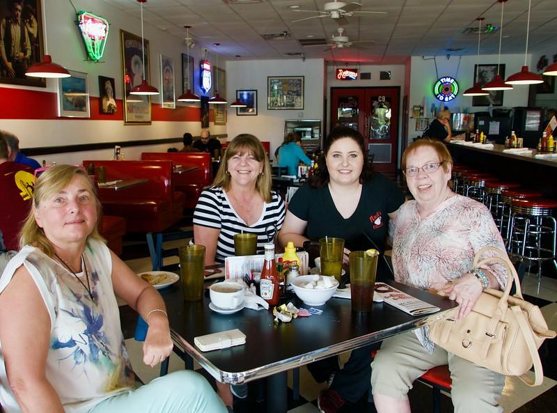 Nick's 50'S Diner, West Palm Beach, FL