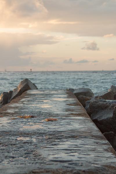 Palm Beach Inlet Sunrise