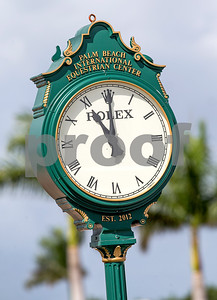 Rolex one of the official sponsors