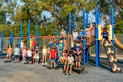 Palm Crest Elementary Starts Off the 2021-22 School Year
