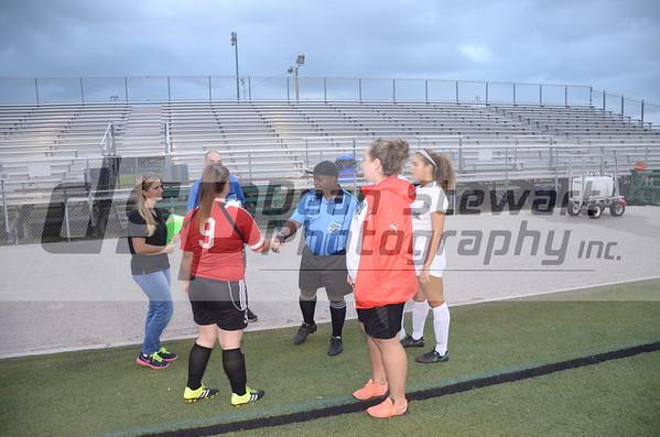 Girls JV Soccer - 11-30-16
