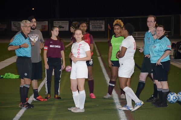 Girls Varsity Soccer - 11-28-16