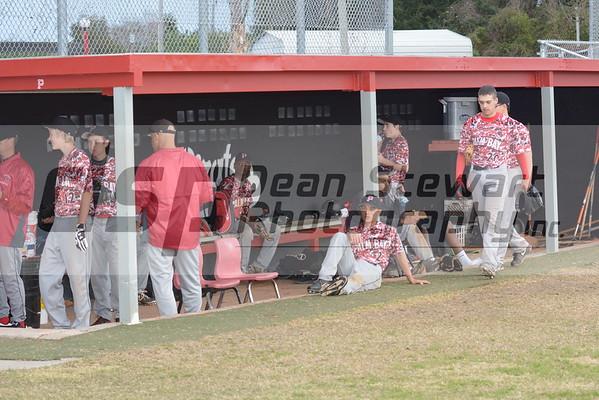 JV Baseball - 2-15-16