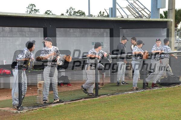 JV Baseball - 2-22-16
