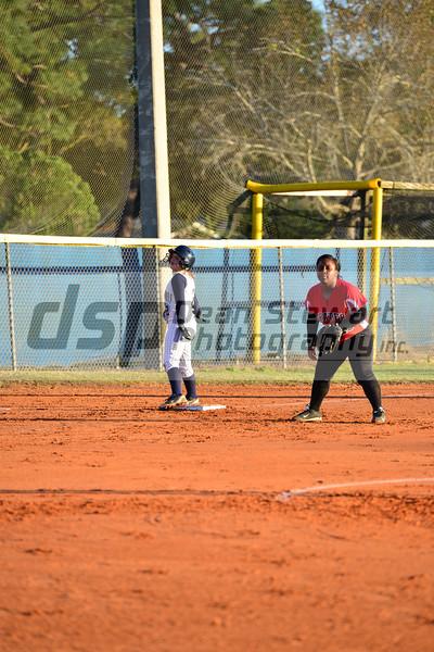 JV Softball 2-11-16