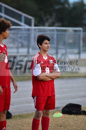 PB JV B Soccer 11-29-16