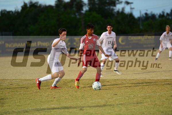PBHS B JV Soccer 11-8-16
