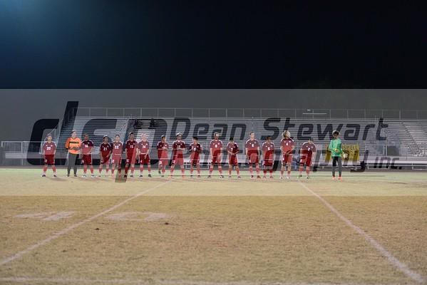 PBHS B V Soccer 11-8-16