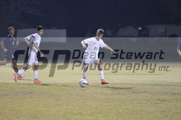 PBHS Boys Varsity Soccer 11/17/16