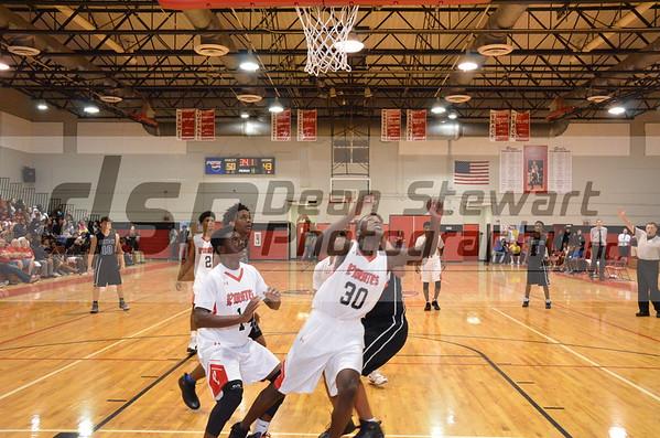 Palm Bay Boys JV Basketball 11/22/16