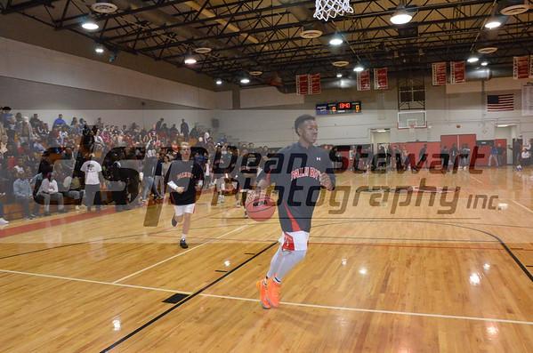 Palm Bay Boys Varsity Basketball 11/22/16