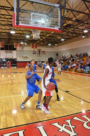 Palm Bay Freshman Boys Basketball 11/22/16