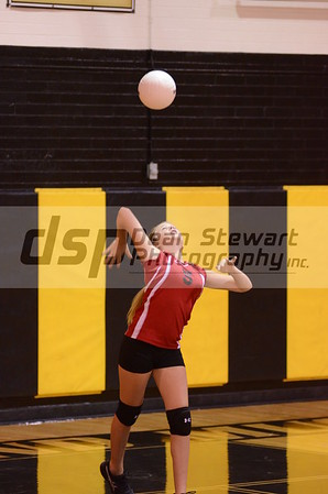 Palm Bay G Volleyball AT MI  08-29-16