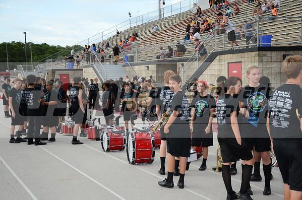 Varsity Football - 9-2-16