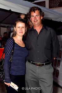 Olga Zambuto, Gary Kuiper
