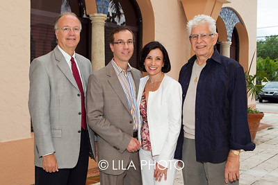 Bill Wehrman, Dr. Brian Hass & Dr. Andrea Hass, Ronald Woods
