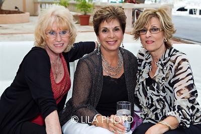 Dorris Martone, Lillian Bentley, Nancy Thornton