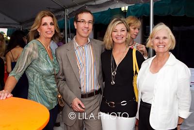 Jill Butte, Dr. Brian Hass, Gayle Kruger, Lynn Weber