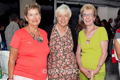 Nancy Glassman, Annette Lawbeberly, Jacquelyn Rittenhouse