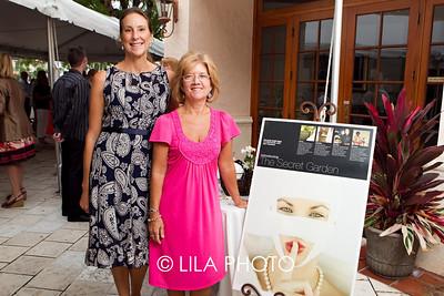 Trisa Anderson, Laurie Piccirello with The Secret Garden