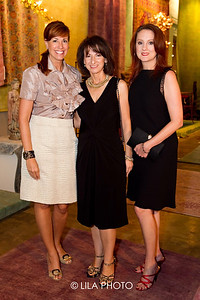 Christine DiRocco, Daphne Nikolopoulos, Michelle Havich
