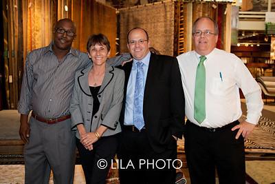 Elton McGowan Jr. NYC, Maryanne Kova, Michael Tesser, Frank Calvert