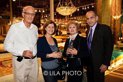 Mir & Mohila Nateghi, Shahla & Bob