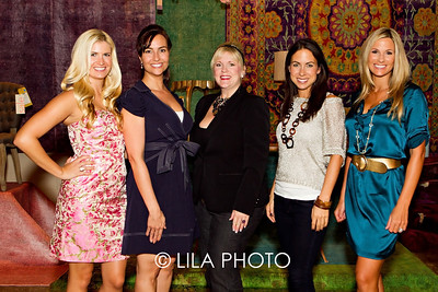 Julie Lander, Melissa Whelchel, Nancy Dockerty, Jamie Rosemurgy, Jennifer Rosemurgy