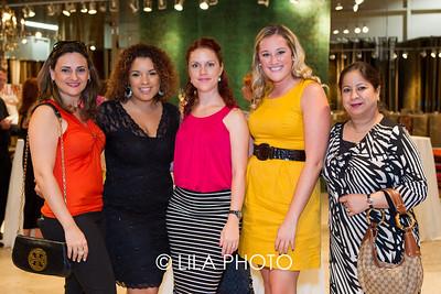 Zena Ballan, Adlin Cruz, Lindsei Brody,  Kimberly Hough, Rajni Jagwani