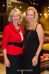 Mayor Susan Whelchel, Jackie Reeves