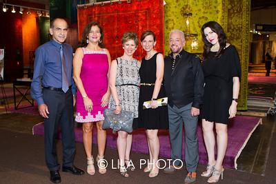 Bob Boushehri, Karen Krumholtz, Randie Dalia, Daphne Nikolopoulos, Richard Picher, Angela Gruszka