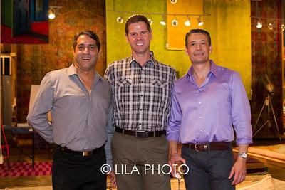 David Rayes, Mike English, Rudy Acevedo