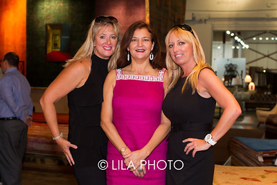 Jacqueline Gates, Karen Krumholtz, Charlotte Casson