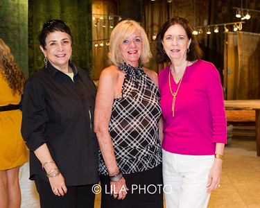 Cathy DeMatto, Maggie Giannoules, Judy Craig
