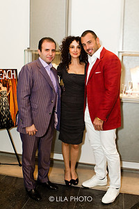 Philip Nassimi, Angela Arabov, Joe Salvatore