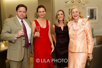 David Lucey, Maja Dubrul, Nicole Neifert, Beatrice Fairbanks Cayzer