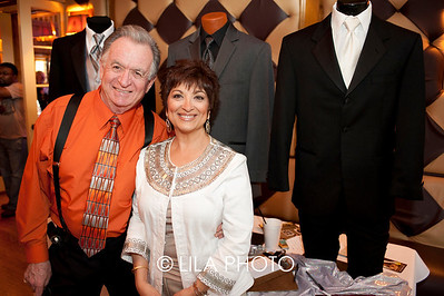 Ted & Carol Barry of Ted Barry Tuxedos