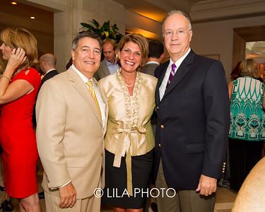 Mike Pumo, Cathy Younkin, Bill Wehrman
