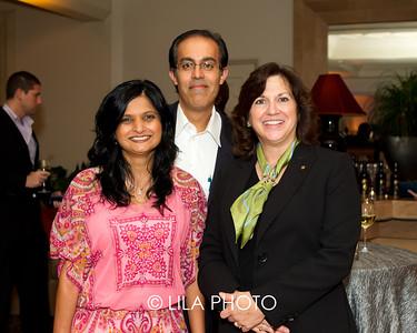 Sangita Patel, Ravi Jarial, Lucinda Soltesz