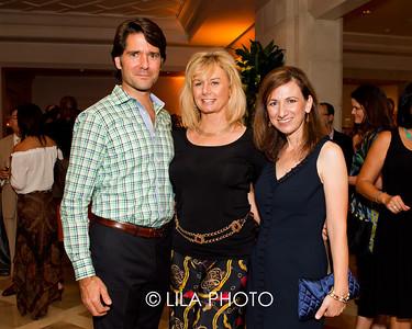 Terry Duffy, Judie Gibson, Daphne Nikolpoulos