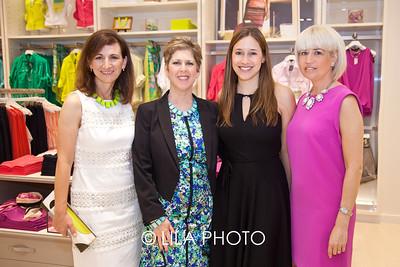 Daphne Nikolopoulos, Randie Dalia, Arlena Pordoy, Allison Reckson