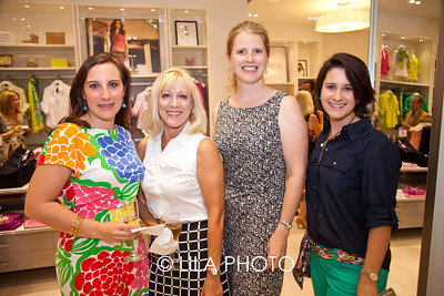 Allison Fogg, Lynne Wells, Christine Walter, Ashley Schultz