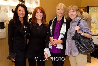 ______, Nina Stein, Elizabeth Weiss, Zollie Greenberg