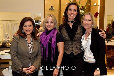 Nancy Bolton, Marianne Lentini, Juliana George, Suzanne Mays