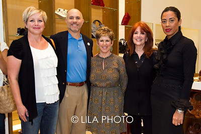 Lisa & Rich Anderson, Randie Dalia, Nina Stein, Rochelly Baez