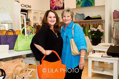 Lisa Barfield, Gail Higgins